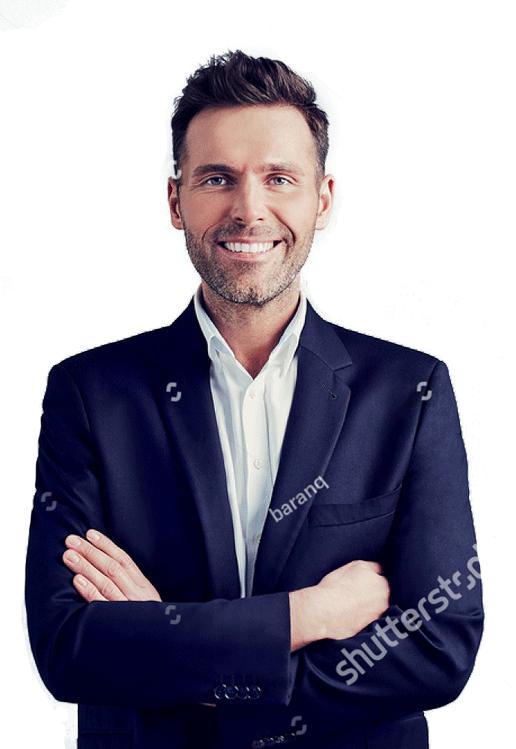 Portretfoto van CEO Serticom