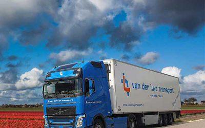 Test berichtje over een peppie vrachtwagen
